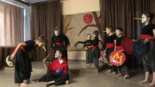 Золотые воробушки. 2 смена летнего театрального лагеря