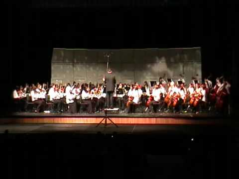 Suite for Strings - All County Orchestra 2009 - Middle School - Orange County Florida