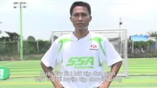[SSA Sports] Hướng dẫn kỹ thuật chuyền bóng & dùng kỹ thuật này để giữ bóng trong trận đấu