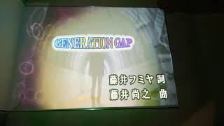 GENERATION GAP/V6【カラオケで歌ってみた】