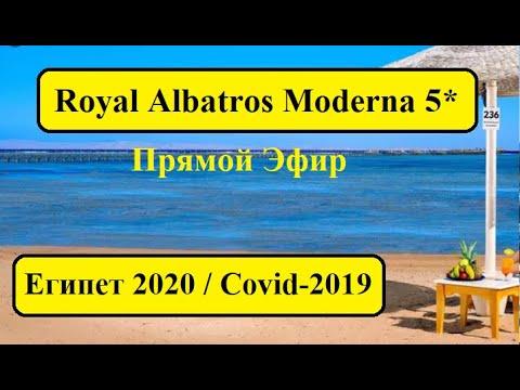 Royal Albatros Moderna 5* - Египет в условиях карантина 2020 .