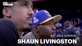 Shaun Livingston and the Warriors surprise a fan with an incredible story