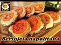 Berinjela napolitana (com queijo e tomate) - Cueca Cook # 292