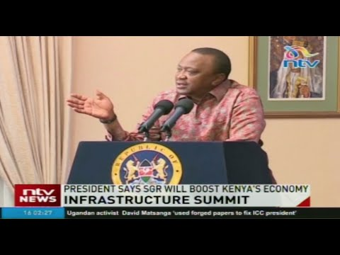 President strongly defends SGR project