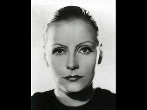 Falco- garbo (a tribute to Greta Garbo)