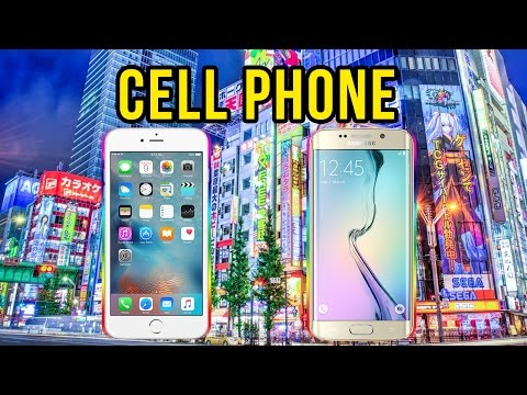 How to get a Cell Phone/ Mobile Phone in Japan | JAPAN101