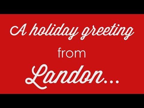Happy Holidays from Landon School (2014)