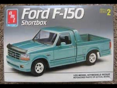 Amt Ford F 150 Model Truck Kit
