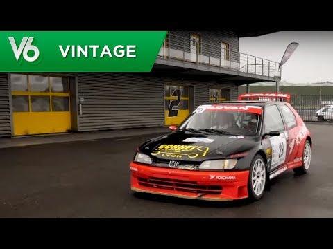 Anthony dompte une Peugeot 306 Maxi - Les essais vintage de V6