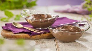 Creme de Abacate com Dark Chocolate - Receitas Nestlé
