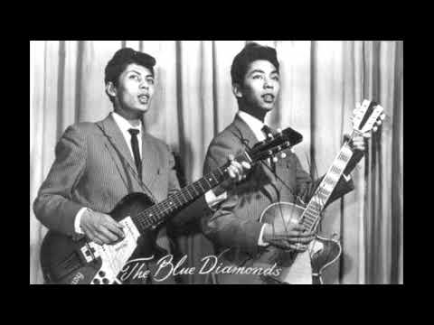 The Blue Diamonds - Dayung Sampan