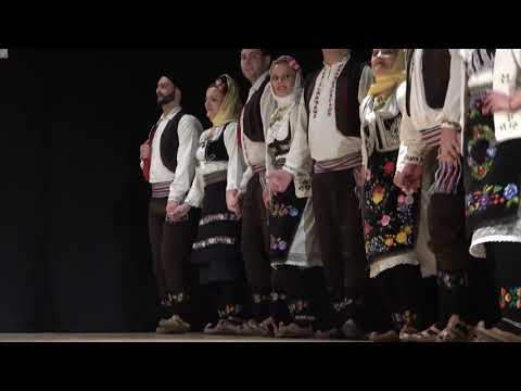 "ССД ""Краљ Петар Ујединитељ"" - Вишеград, Наступ на 9. међунар. фестивалу ветерана фолклора - Златибор"