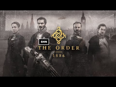 The Order: 1886 Full HD PS4 Longplay [1080p/60fps]  Walkthrough Gameplay Lets Play No Commentary