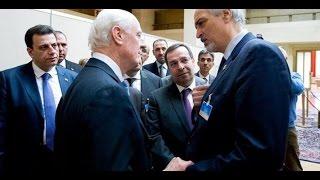 تصريح لدي ميستورا ضد النظام يغضب بشار الأسد ويمنعه من دخول دمشق..ماذا قال؟-تفاصيل