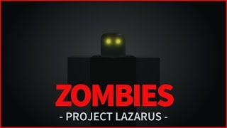 ZOMBIES ARRIVENT: Roblox