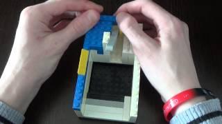 (Урок) Механизм на прокачку: Лего карточный сейф (RUS)