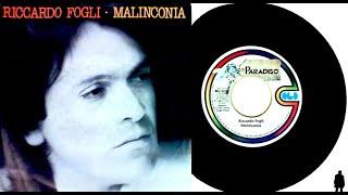 Riccardo Fogli Malinconia
