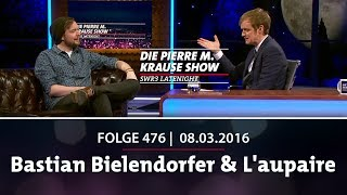 Türchen Nr. 21 – PMKS mit Bastian Bielendorfer & L'aupaire