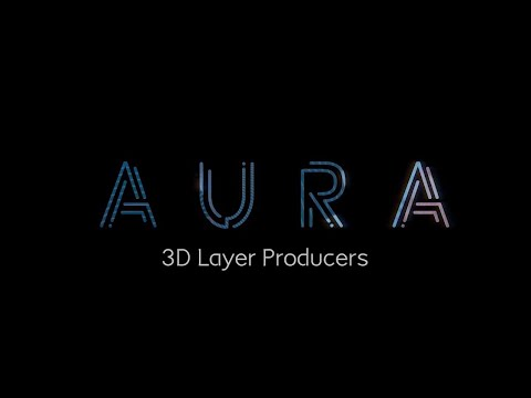 Aura for After Effects 3D Layer Producers Tutorial