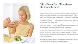 Video 🔴Introdução Alimentar Infantil-criança que não come alimentos saudaveis download MP3, 3GP, MP4, WEBM, AVI, FLV Agustus 2018