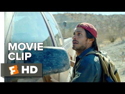 Desierto Movie CLIP - The Getaway (2016) - Jeffrey Dean Morgan Movie