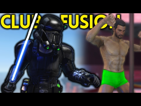 Fallout 4 - CLUB FUSION - Fusion City Rising Part 2