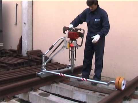 CEMBRE: Taladro para Durmientes de Madera SD 9PCS - YouTube