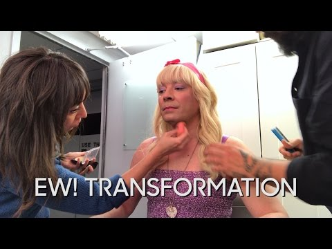 Jimmy Fallon Transforms into Sara from