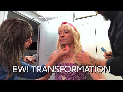 Jimmy Fallon Transforms into Sara from