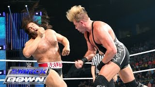 Jack Swagger vs. Rusev: SmackDown, June 2, 2016