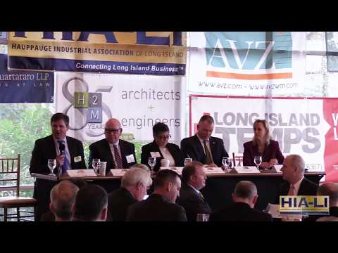 HIA-LI's 24th Annual Economic Summit: Surveying The Future of Long Island 2018