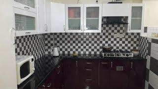 Texture Lam Finishing For Ramya Modular Kitchen,  Mr. Basheer Ahamad Mudichur,