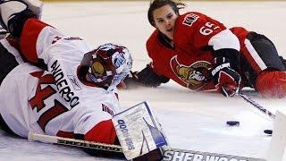 NHL Erik Karlsson Funny Moments