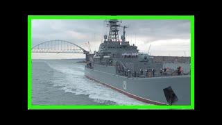 Путин обломал готового бомбить Крымский мост Порошенко | TVRu