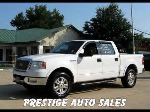 2004 ford f150 lariat supercrew 4x4 in ocala florida youtube. Black Bedroom Furniture Sets. Home Design Ideas