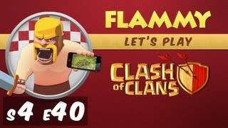 [4-40] Let's Play Clash of Clans - Eh, Still Alive? (Gameplay Commentary)