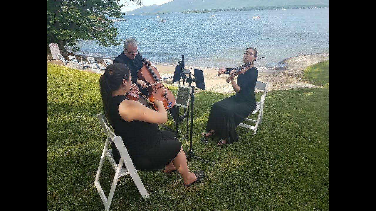 A Thousand Years | Lake George Wedding 6.9.2018