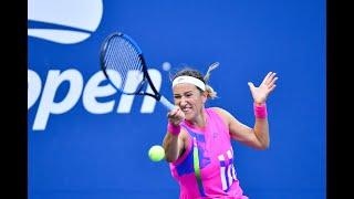 Victoria Azarenka vs Iga Swiatek   US Open 2020 Round 3