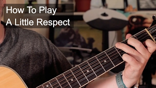 'A Little Respect' Erasure Guitar Lesson