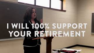 I Support Our Educators, Retirees and Public Schools