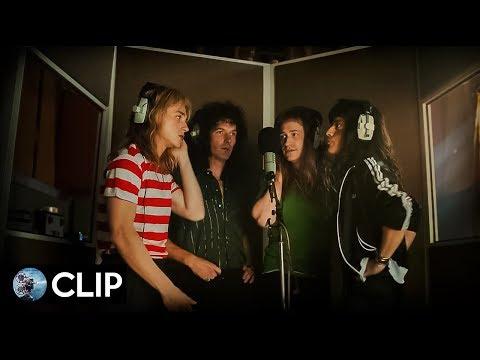 Bohemian Rhapsody (Biopic Queen): 'Scena Registrazione Bohemian Rhapsody' (Rami Malek) - 2018 (Clip)