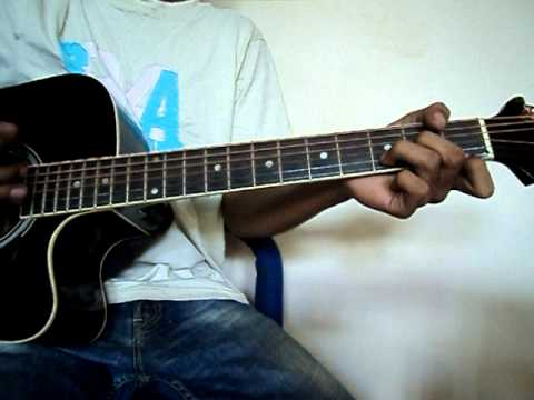 tum ho [rockstar] guitar chords lesson - YouTube
