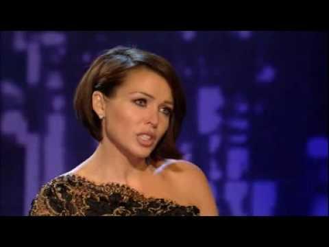 Dannii Minogue Interview in Piers Morgan pt 5