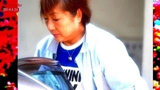 2014.4.24撮影 Former Takarazuka Revue Top Star.