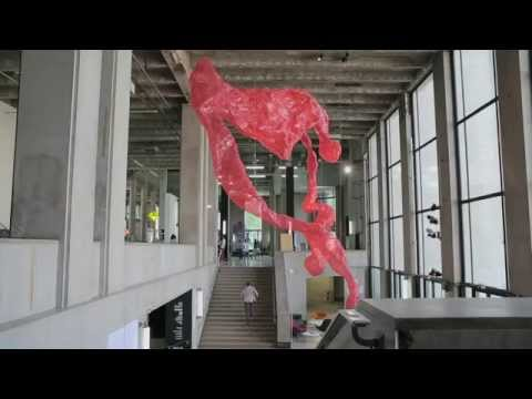 Palais de Tokyo, le plus grand centre d'art contemporain d'Europe (spot TV 2015)