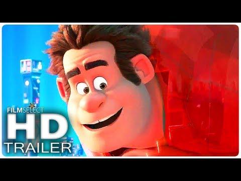 WRECK IT RALPH 2: Ralph Breaks The Internet Official Full online (2018)