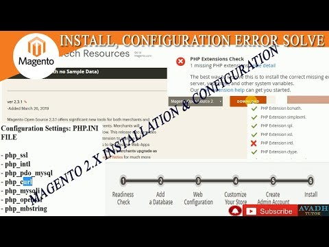 how to download and install magento 2 || step by step magento install || magento  2 install