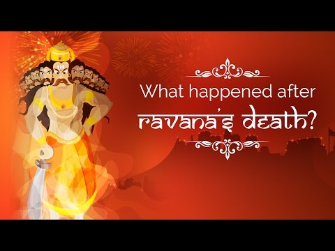 What happened after Ravana
