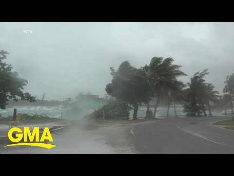 Tracking Hurricane Isaias as it marches toward US