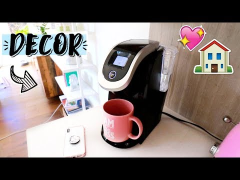 Download Youtube: Our New Coffee Corner!! House Decor!